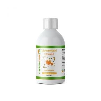 Liposomalni Vitamin C 250 ml Sangreen