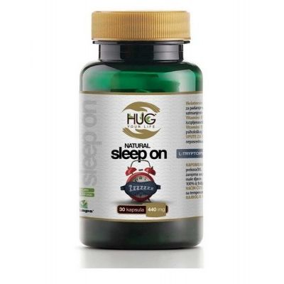 NATURAL SLEEP ON 440MG 30KAPS