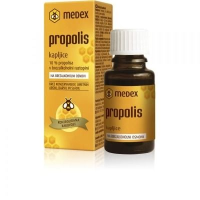PROPOLIS 15ML BEZ ALKOHOLA MEDEX