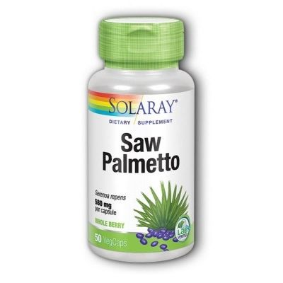 SAW PALMETTO 50CAPS SOLARAY