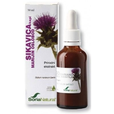 SIKAVICA KAPI 50ML SORIA NATURAL