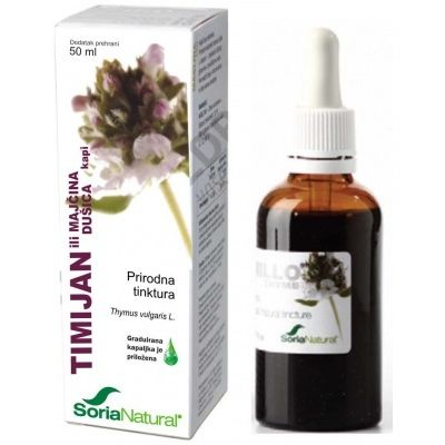 TIMIJAN KAPI 50 ML SORIA NATURAL