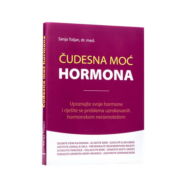 ČUDESNA MOĆ HORMONA DR. SANJA TOLJAN