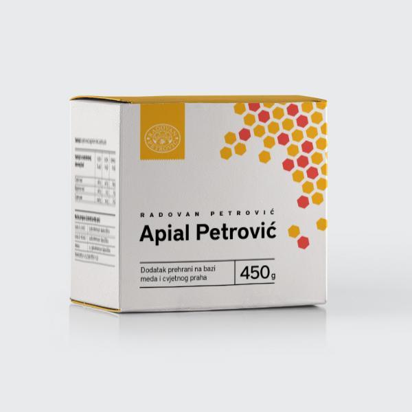 APIAL MED 450G ALERGIJE RADOVAN PETROVIĆ