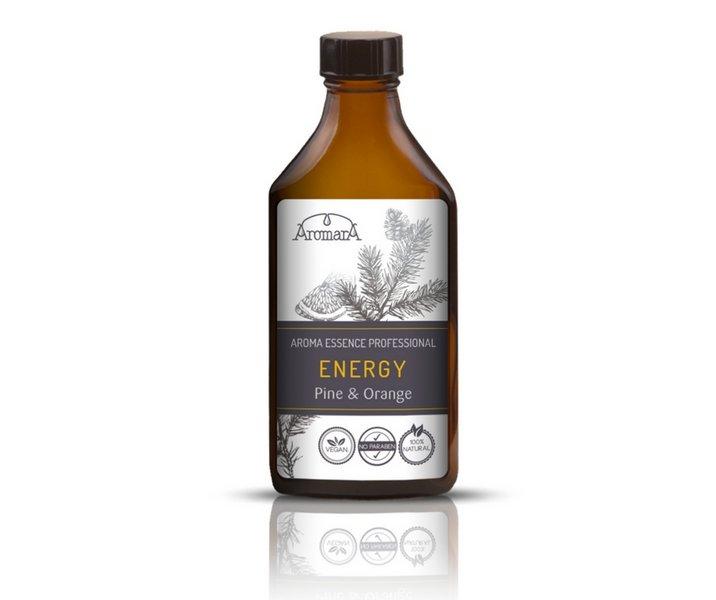 AEP ENERGY ulje za energizirajuću masažu, 200 ml