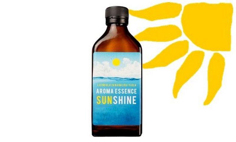 AROMA ESSENCE SUNSHINE ulje za sunčanje 200ML