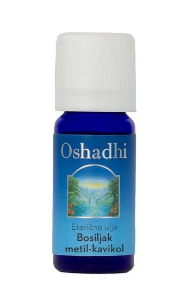 Bosiljak metil-kavikol 10ml Oshadhi