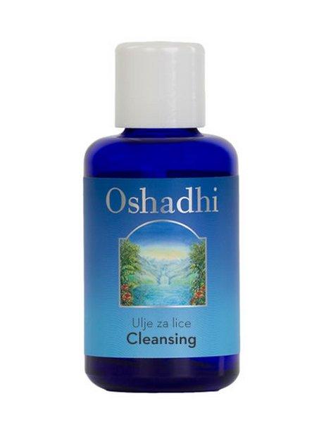 CLEANSING ULJE ZA NJEGU LICA 30ML OSHADHI