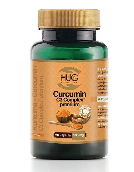 CURCUMIN (KURKUMIN) C3 COMPLEX PREMIUM