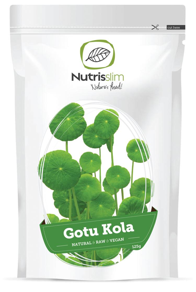 GOTU KOLA 125G PRAH NUTRISSLIM