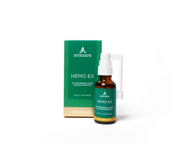 HEMO EX 30ML AROMARA
