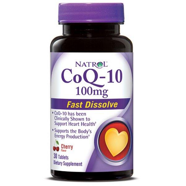 NATROL COQ10 100MG 60CAPS