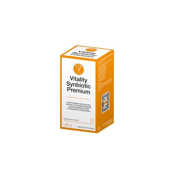 SYNBIOTIC PROBIOTIC (PROBIOTIK) PREMIUM 60G VITALITY