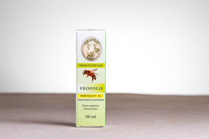 PROPOLIS 25% 30ML NATURA RAB
