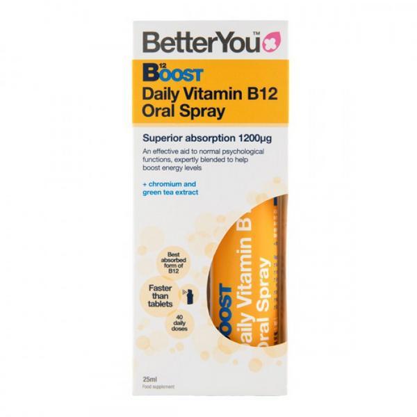 VITAMIN B12 U SPREJU BETTER YOU