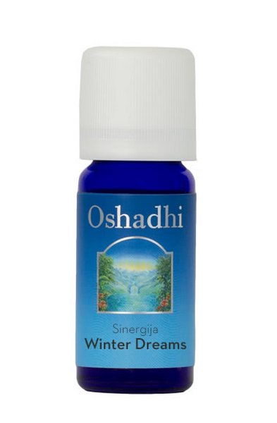 WINTER DREAMS SINERGIJA 10ML OSHADHI