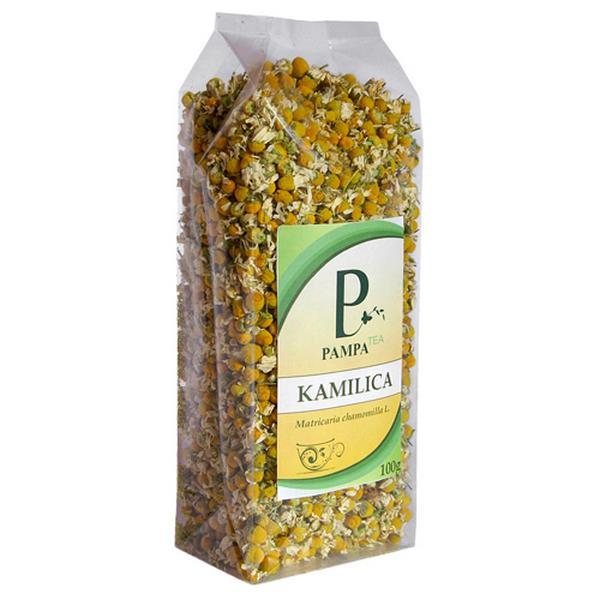 ČAJ KAMILICA 100G PAMPA TEA