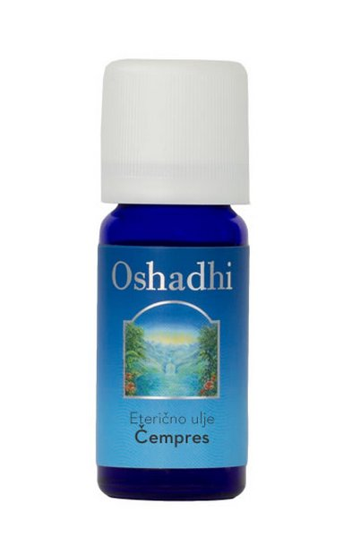 ČEMPRES ETERIČNO ULJE 10ML OSHADHI