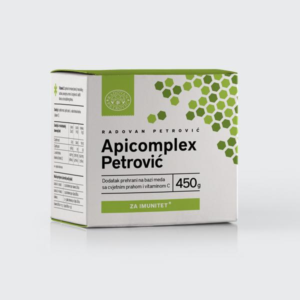 APICOMPLEX S VITAMINOM C 450G PETROVIĆ