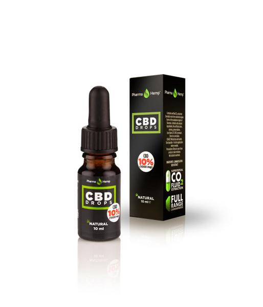 CBD KAPI 10% 10ML PHARMAHEMP