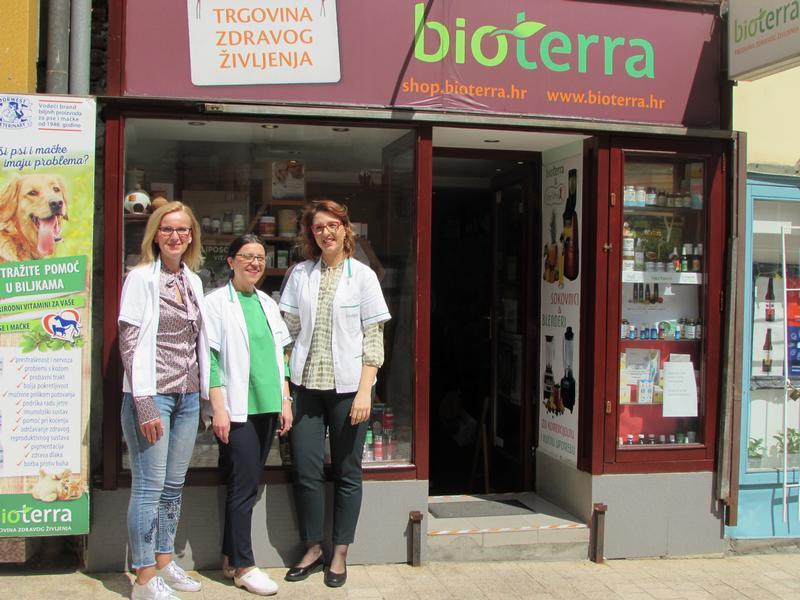 Bio terra - trgovina zdravog življenja